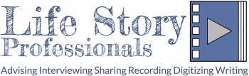 Life Story Professionals logo